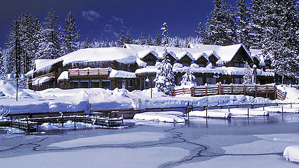 Lake Tahoe Sunnyside Resort Package