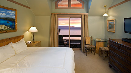 Sunnyside Resort Interior Room