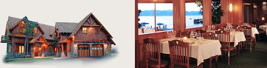 Lake Tahoe Dining and Lodging
