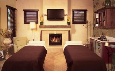 Villagio spa room